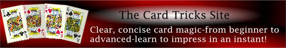 The Card Tricks Site